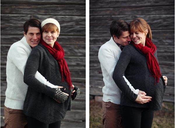 gravidfoto annika 1