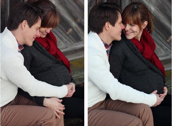 gravidfoto annika 2