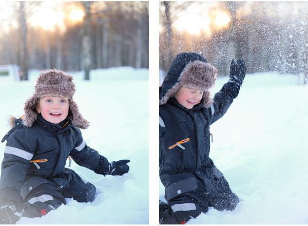 Vilgot vinterporträtt 1