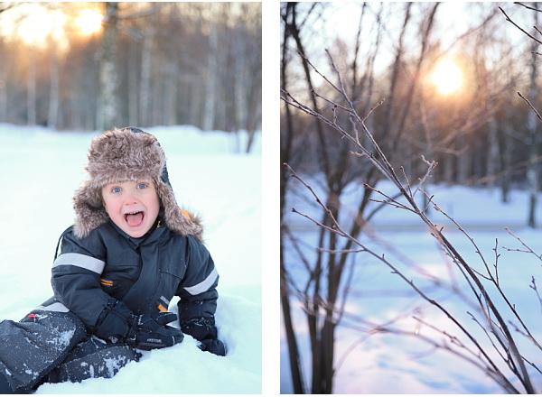 Vilgot vinterporträtt 2
