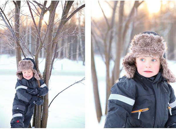 Vilgot vinterporträtt 3